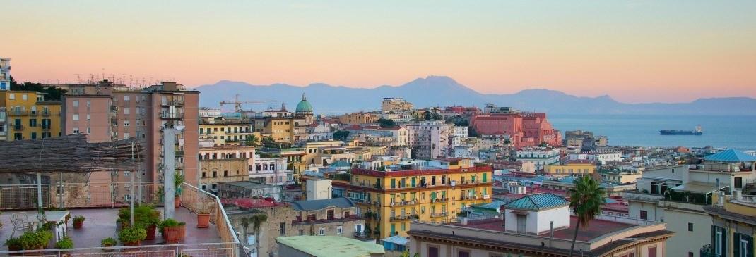 Guidare a Napoli e Dintorni