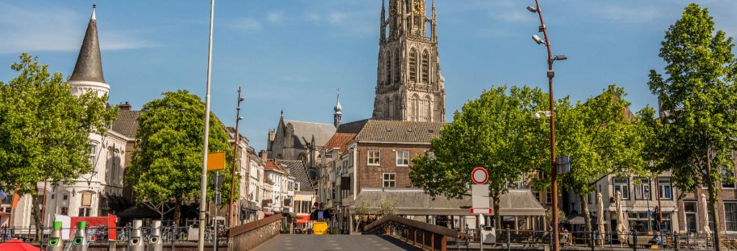 Rijden in en rond Breda