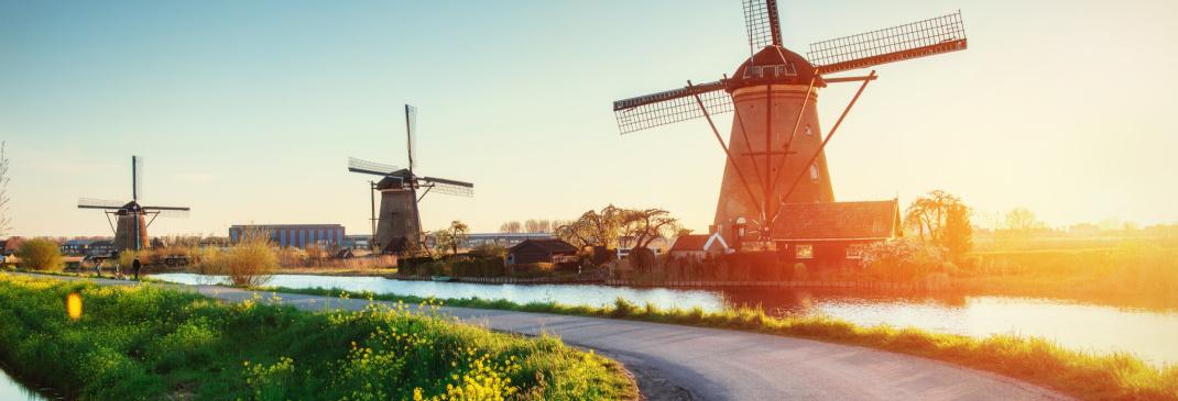 Rijden in en rond Nederland
