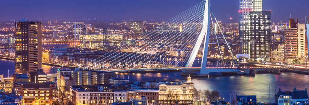 Rijden in en rond Rotterdam