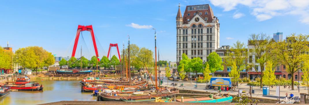 En korte gids voor Rotterdam