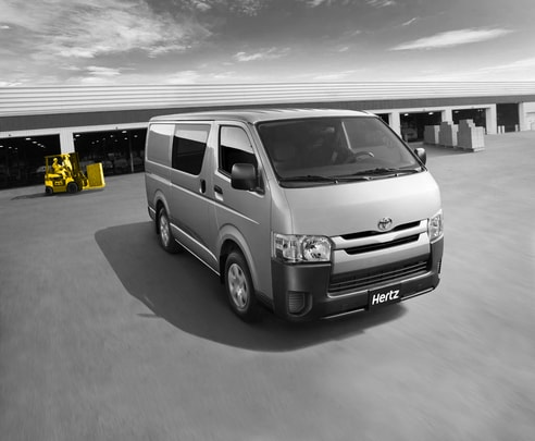 image of toyota hiace minbus 2019 car lease in uae