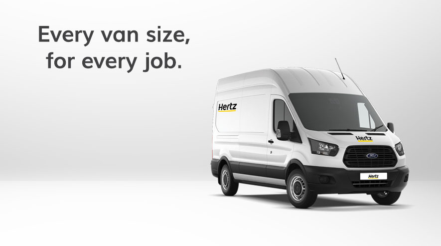 A van for every move