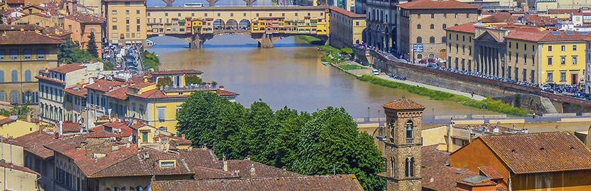 Florence, ville de marques banner