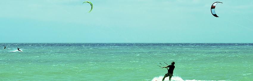 Wasser und Windsport in Fuerteventura – das ganze Jahr über banner