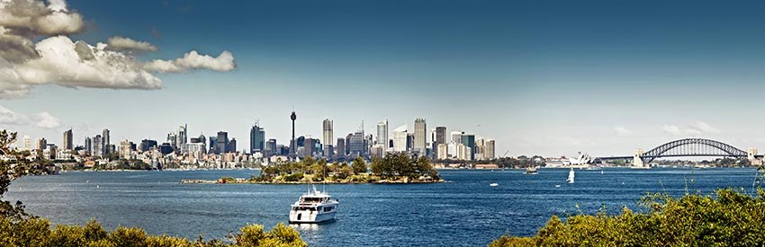 Visit The Alluring Attractions Of Sydney banner