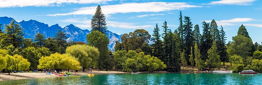 Enjoy Queenstown's Natural Wonders With Queenstown Car Hire banner
