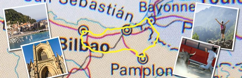 Begeben Sie sich mit Hertz auf eine magische Reise – die Baskenrundfahrt banner