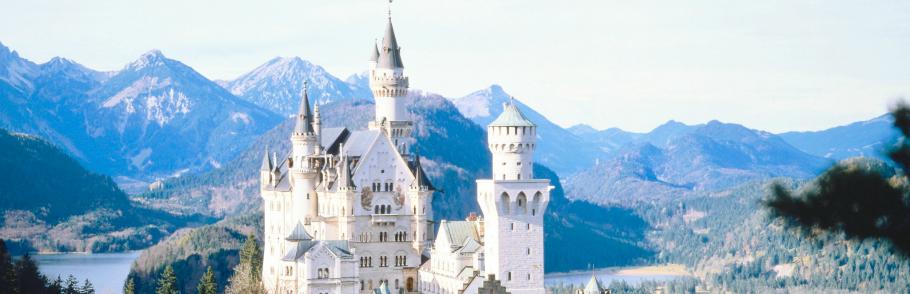 Augsburg, ein zauberhafter Ausflug an kalten, dunklen Tagen banner