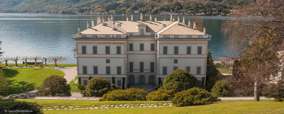 Jardines de Villa Melzi