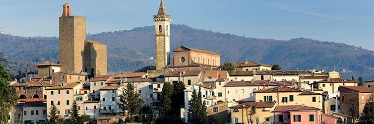 Vinci – Tuscany, Italy
