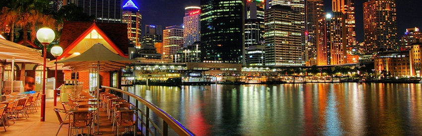 Discover Sydney with a rental car banner
