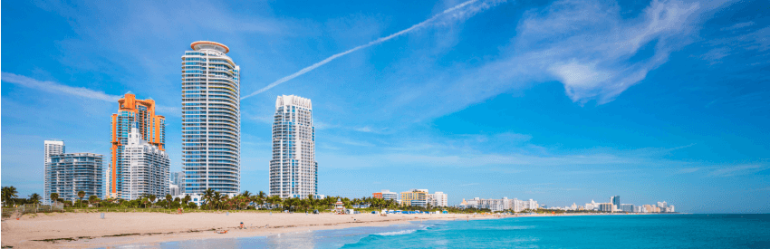 Win a trip for two to Miami with Hertz Together US banner