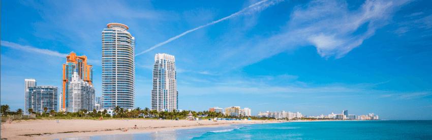 Gewinnen Sie eine Reise nach Miami für zwei Personen mit Hertz Together US banner
