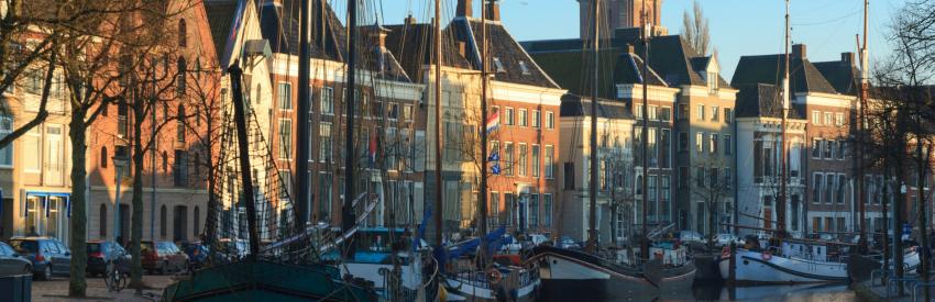 Er gaat niets boven Groningen banner