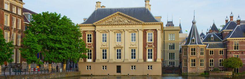 Den Haag als kunststad banner