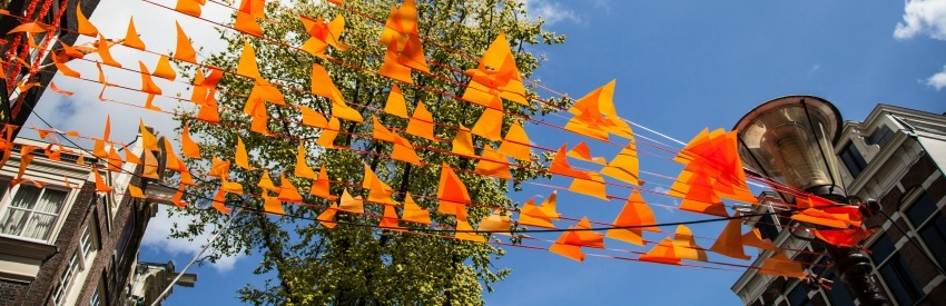 De ultieme gids voor een fantastische Koningsdag 2016 banner