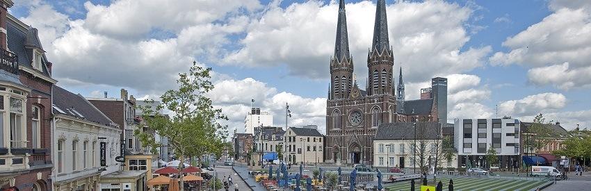 Parken en musea in en om Tilburg banner