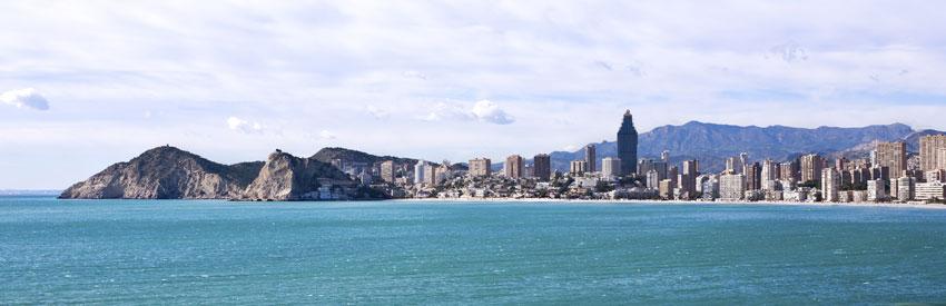Een spetterende vakantie voor de hele familie (aan de Costa Blanca) banner
