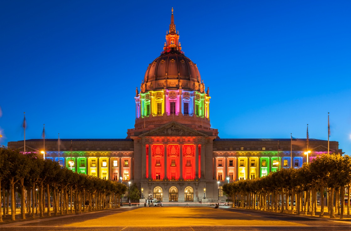 """Illuminate"" - das jährliche Festival of Light in San Francisco"