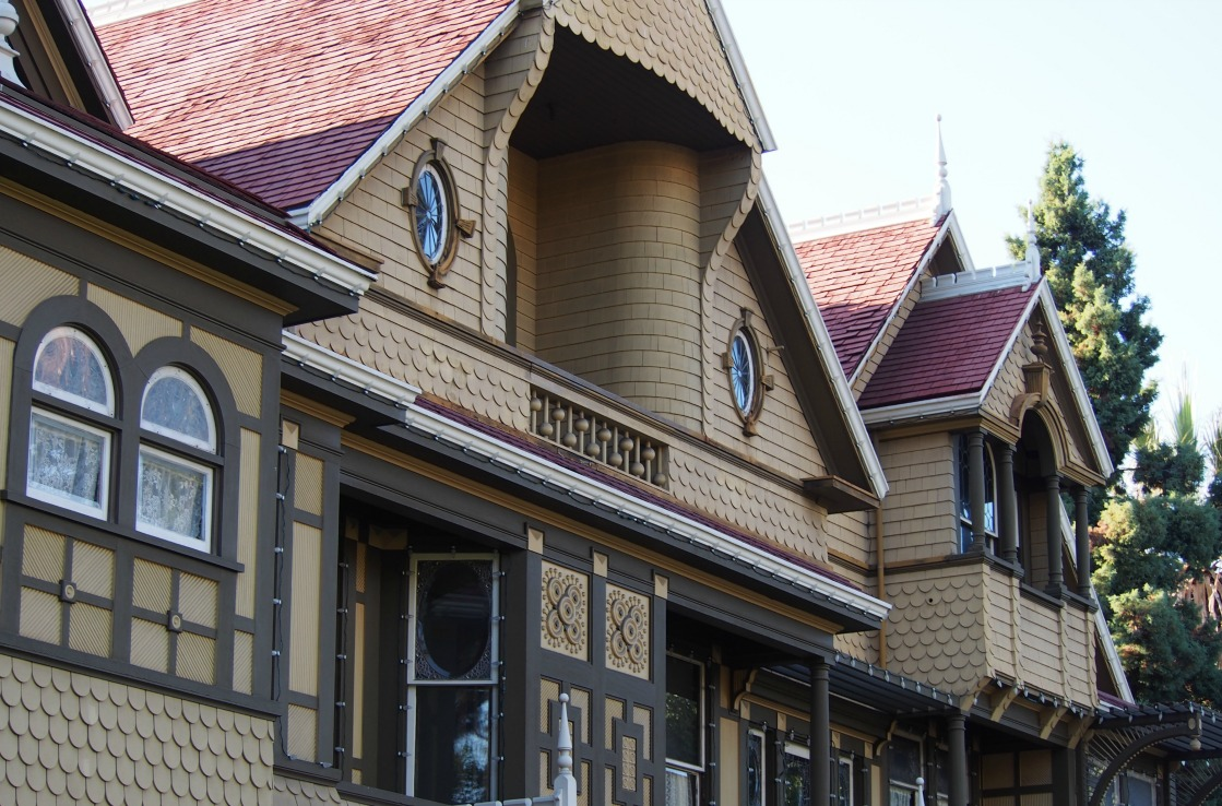 Winchester Mystery House in San José