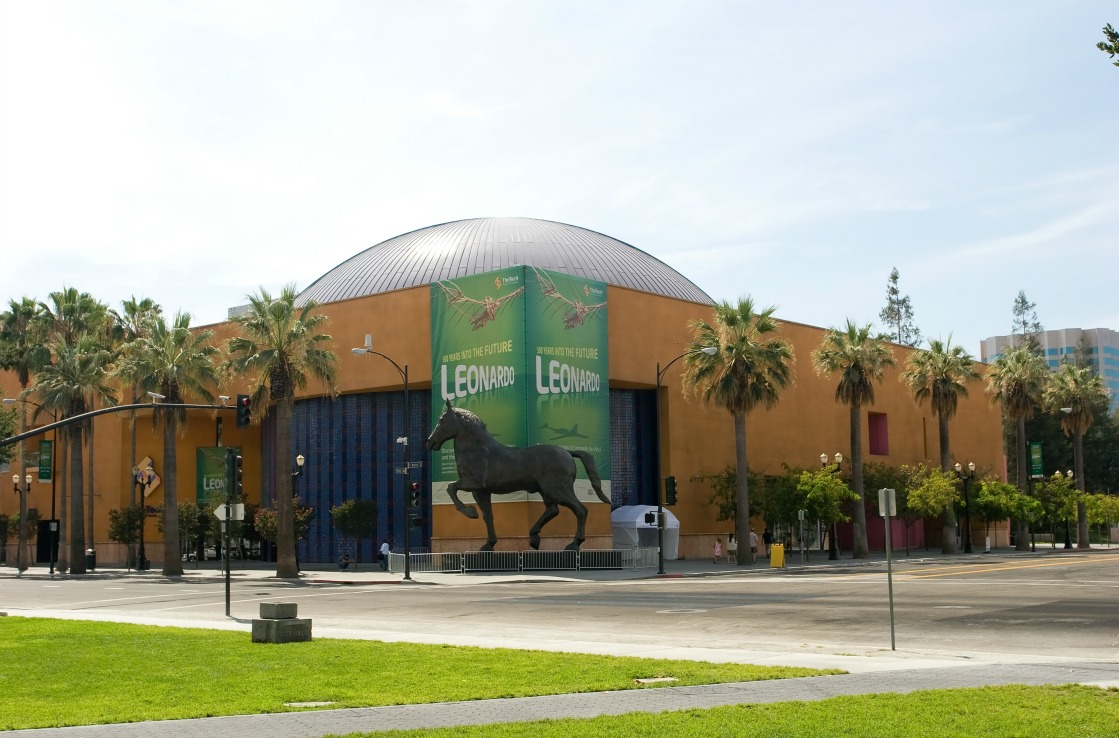 Das Tech Museum in San José
