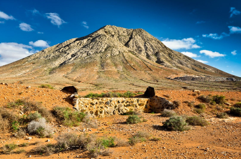 Tindaya Berg auf Fuerteventura