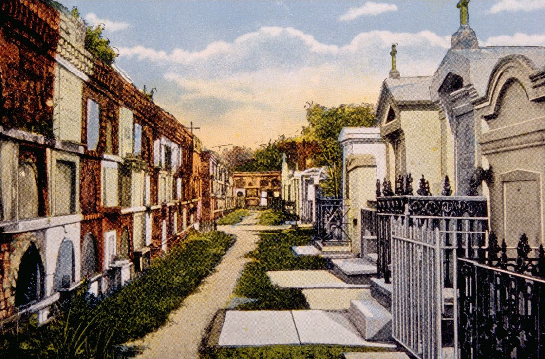 St Louis Friedhof in New Orleans