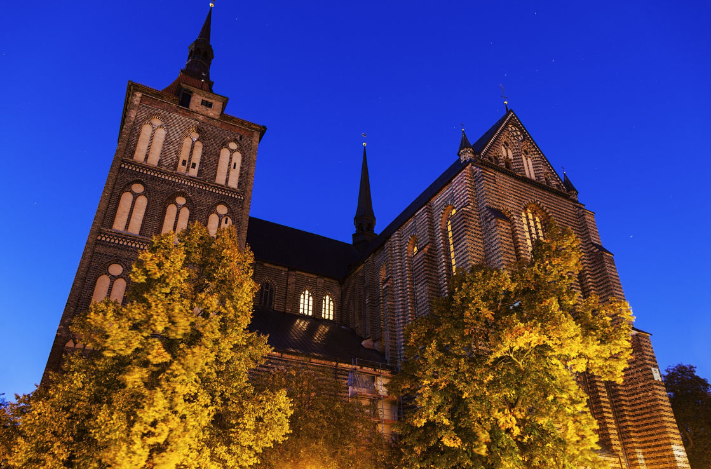 St. Marienkirche in Rostock