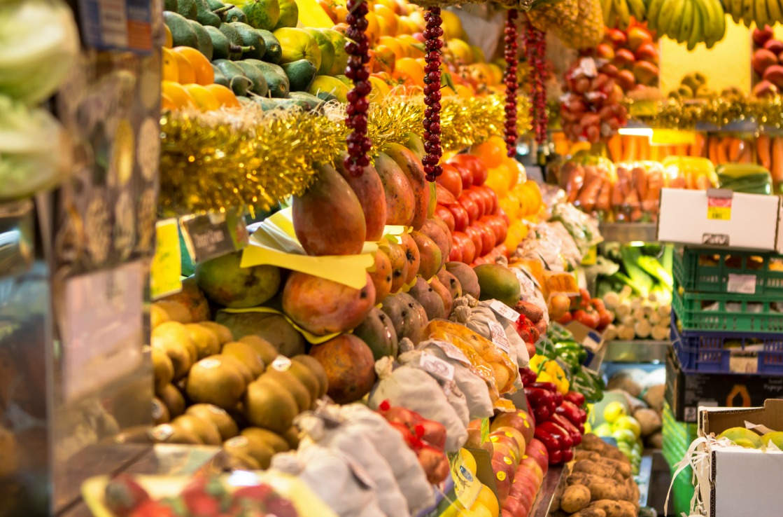 Markt in Las Palmas