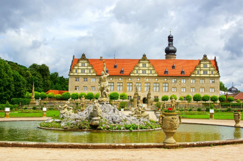 Stuttgarter Schloss Weikersheim