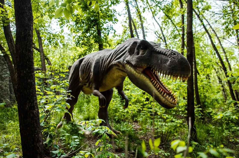 T-Rex in Orlando