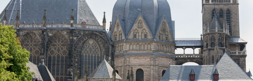 Genießen Sie Gebäck und Geschichte im Schönen Aachen banner