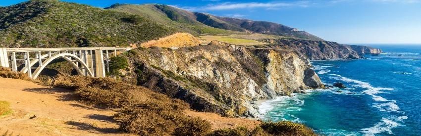 Road Trip durch Kalifornien – von San Francisco bis nach Los Angeles banner