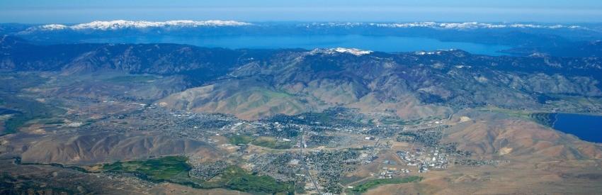 Laissez-vous tenter par Carson City et le Nevada du Nord banner
