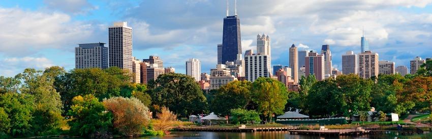 Chicago - die Stadt der Millionen Attraktionen banner