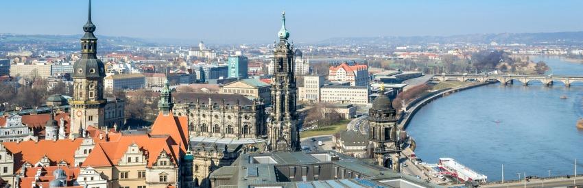 Entdecken Sie Dresdens prächtigste Bauten banner