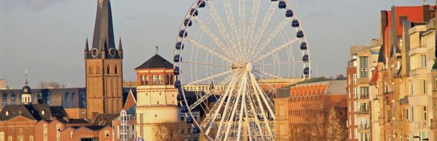 Entdecken Sie das Herz der rheinländischen Kultur in Düsseldorf banner