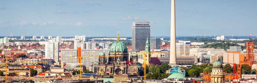 Eine Zeitreise durch Berlin und seine Umgebung  banner