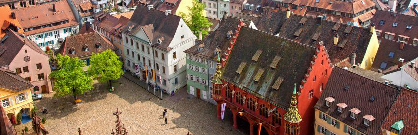 Die fünf besten Shoppingmöglichkeiten in Freiburg banner