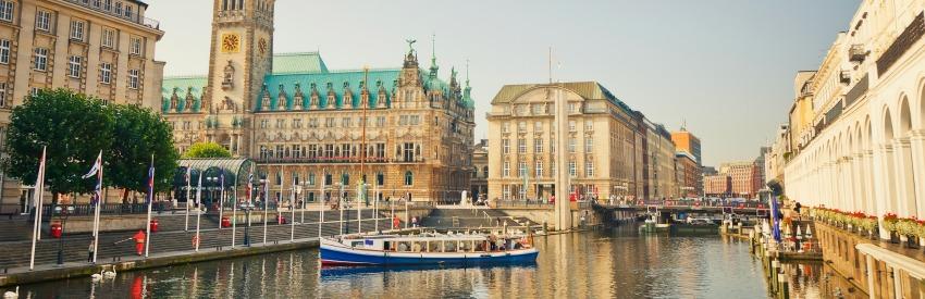 Entdecken Sie Hamburg von seiner schönsten Seite banner
