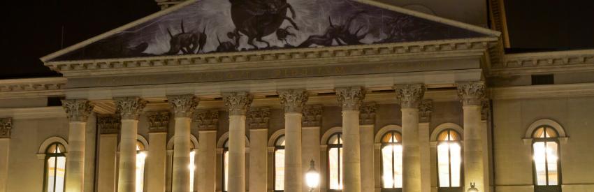 Musik, Theater und Kunst in München banner
