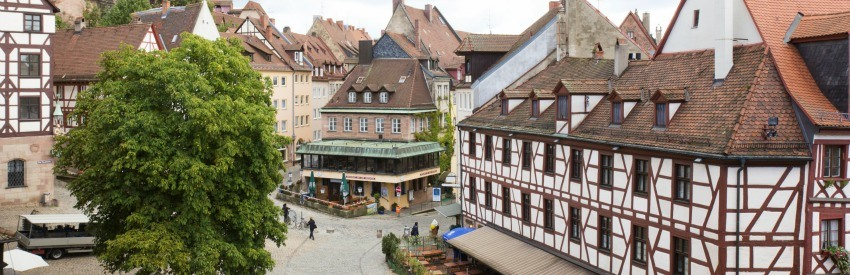 5 historische Highlights in Nürnberg  banner