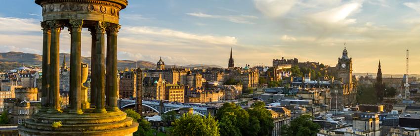 Tipps für das Edinburgh Festival banner