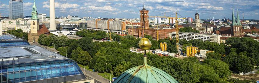 Potsdam, eine königliche Reise banner