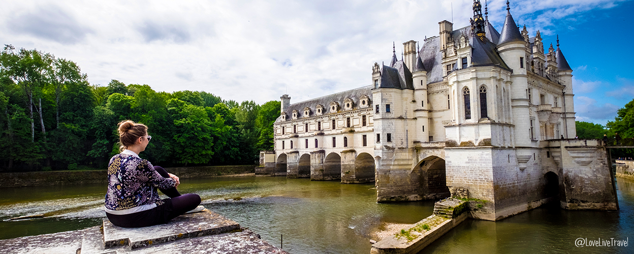 Range Rover Evoke >> Delicious Drives in France: Chenonceau