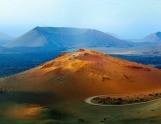 Explorando el volcán de Timanfaya