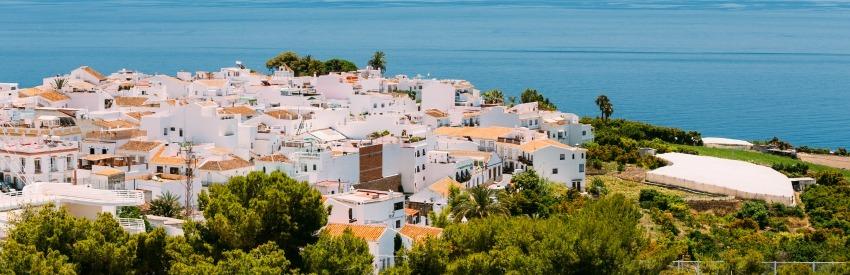 Cinco pueblos con encanto de Málaga banner