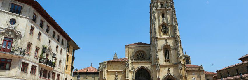 El lado histórico de Oviedo banner