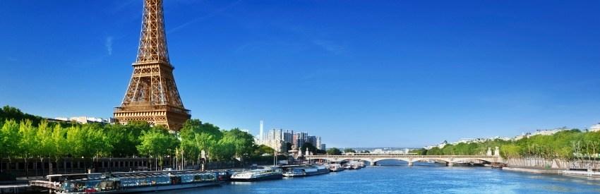 Los rincones más románticos de París banner